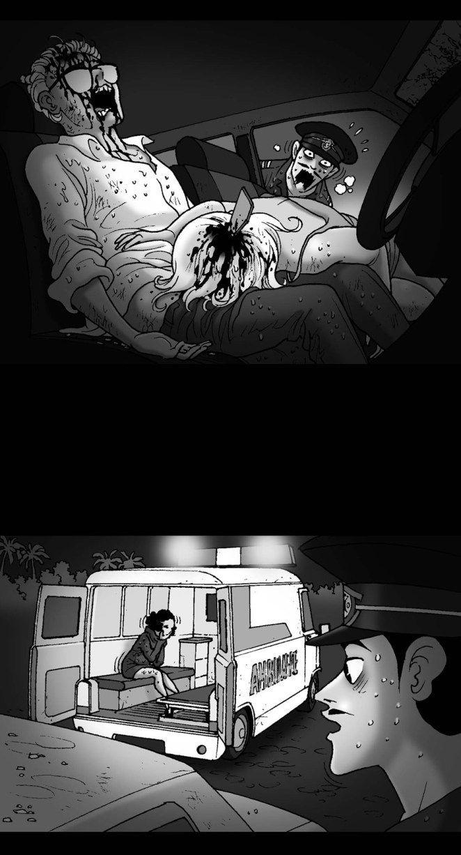 DarkBoxの恐ろしいコミックス10があなたの地獄を怖がらせること ...