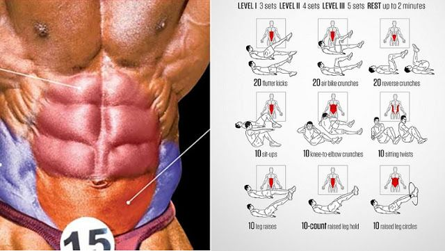 To learn how to work your lower abs read this article. I ...