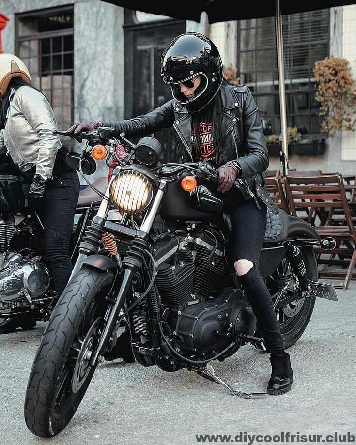 Motorrad Gang