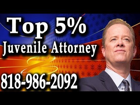 Los Angeles Juvenile Attorney 818 986 2092 Aggressive