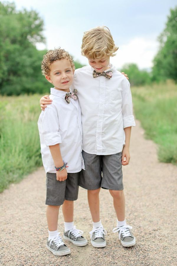 Colorado Wedding From Laura Murray Photography Chairished Vintage Als Boys Outfits Beach