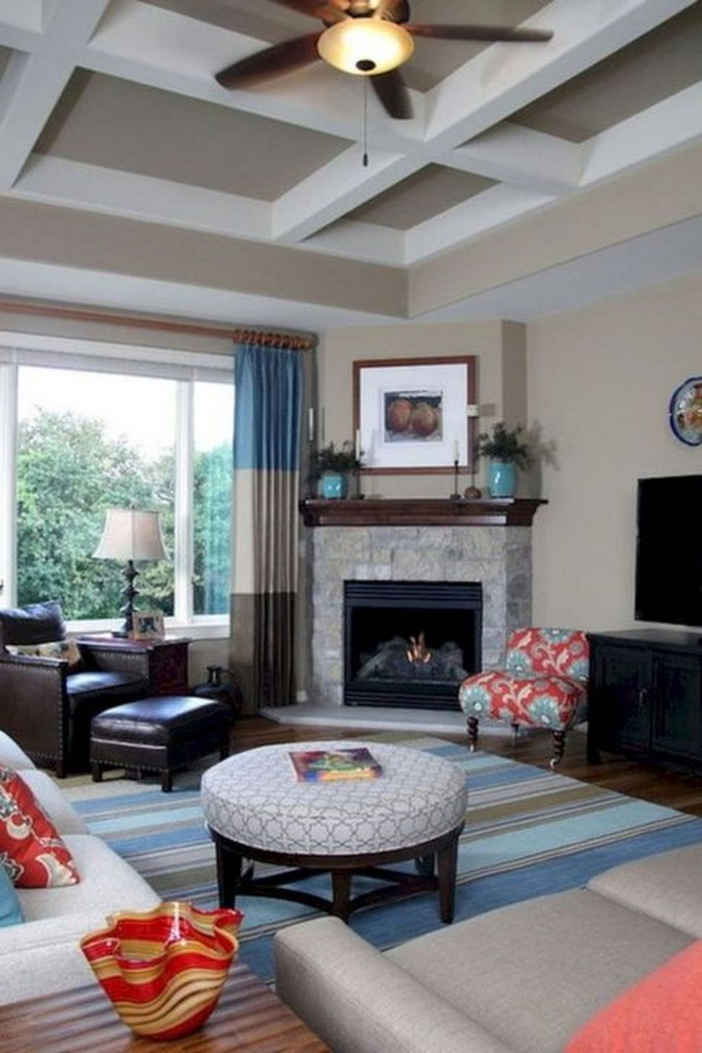 10 Contemporary Farmhouse Fireplace for Small Living Room ...