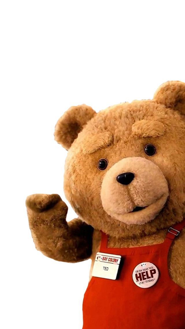 Ted Wallpaper Oso Ted Ted Humor En Espanol