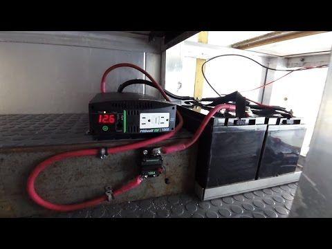 Van Life Campervan/RV Electrical System Explained