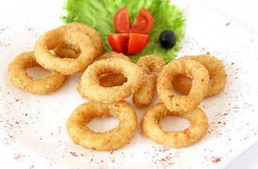 луковые кольца в кляре рецепт с фото пошагово в домашних условиях