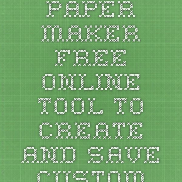 graph paper maker free online tool to create and save custom graph