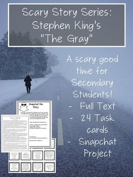 Scary Stories for High School: Stephen King's 'Gray Matter
