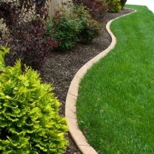 21 Creative Garden Edging Ideas That Will Make Your Neighbors