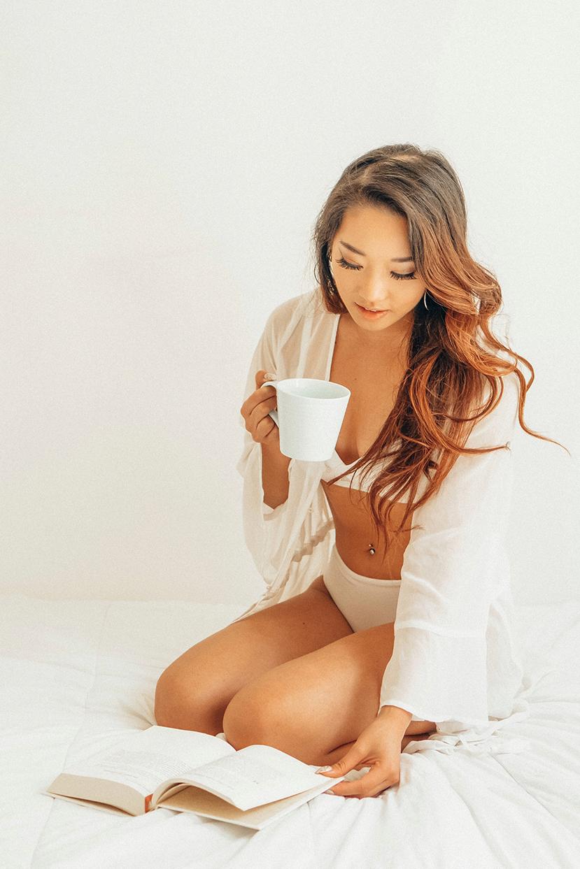 9dd33a88ba2 Christine Hsu s keys to Comfydence  a hot cup of coffee