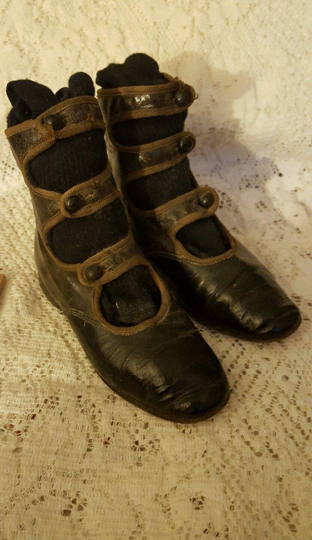 Antique Child's Shoes | eBay