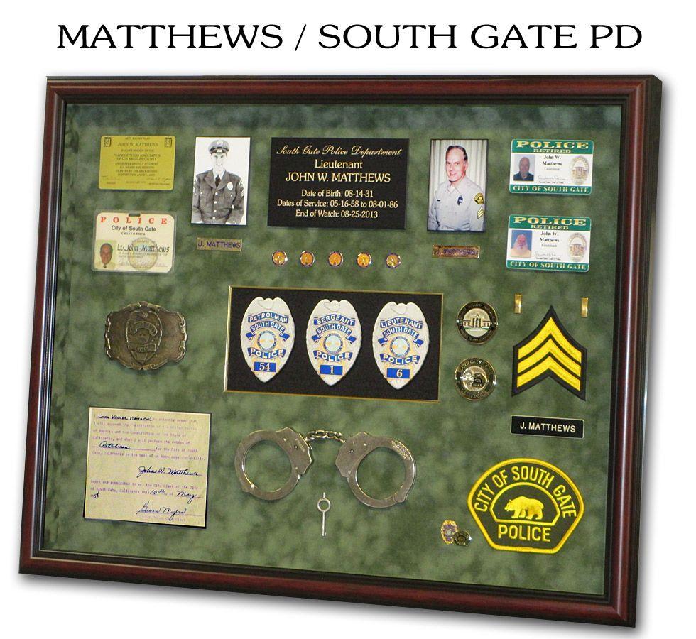 Matthews - South Gate                 PD