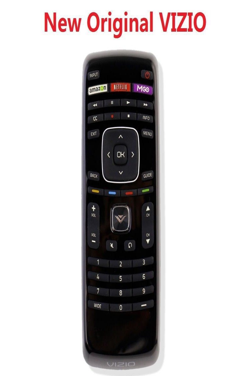 6.14 US New Original VIZIO XRT112 LED Smart TV Remote