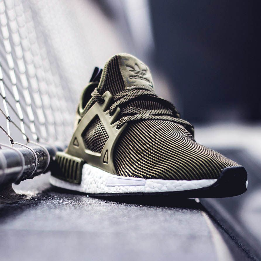 Adidas NMD XR1 PK Duck Green Camo Olive Cargo New DS Men