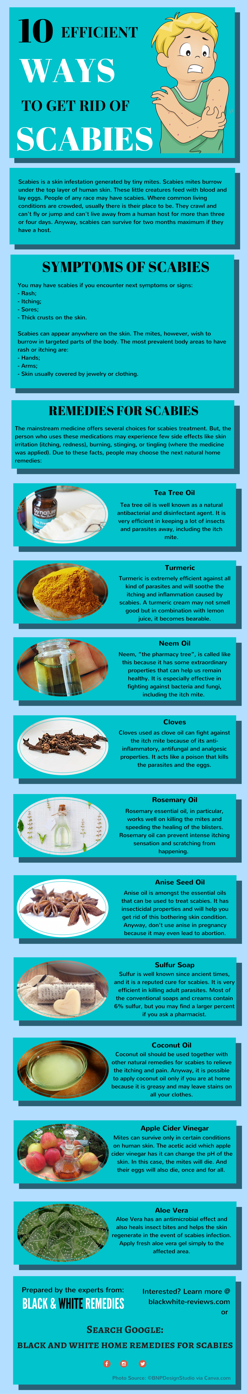 14 Remarkable Home Remedies Which Help To Get Rid of Scabies ...