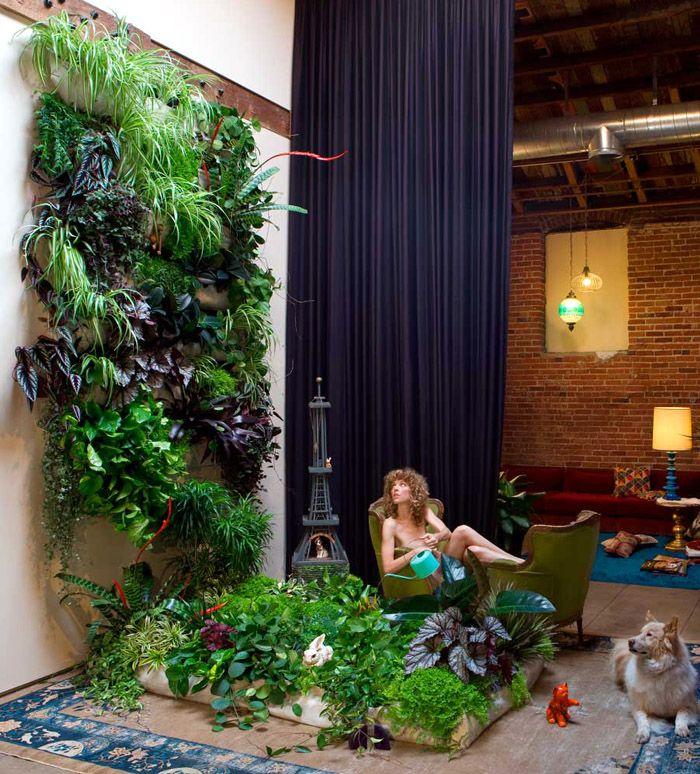 25 Small Urban Garden Design Ideas: Interior Design, Interior