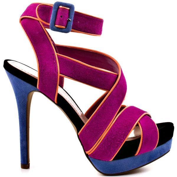 Jessica Simpson Evangela - Bermuda Pink ($99) ❤ liked on Polyvore