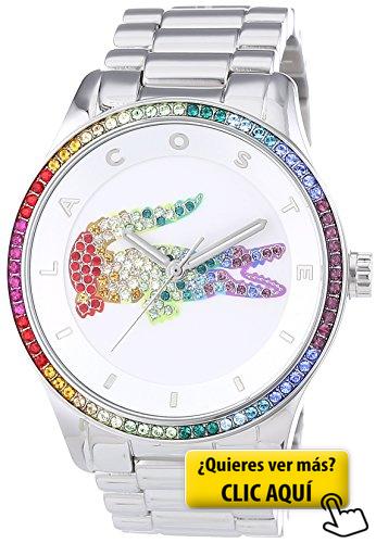 623cec86e2cf Lacoste VICTORIA - Reloj Analógico de Cuarzo para...  reloj  mujer ...