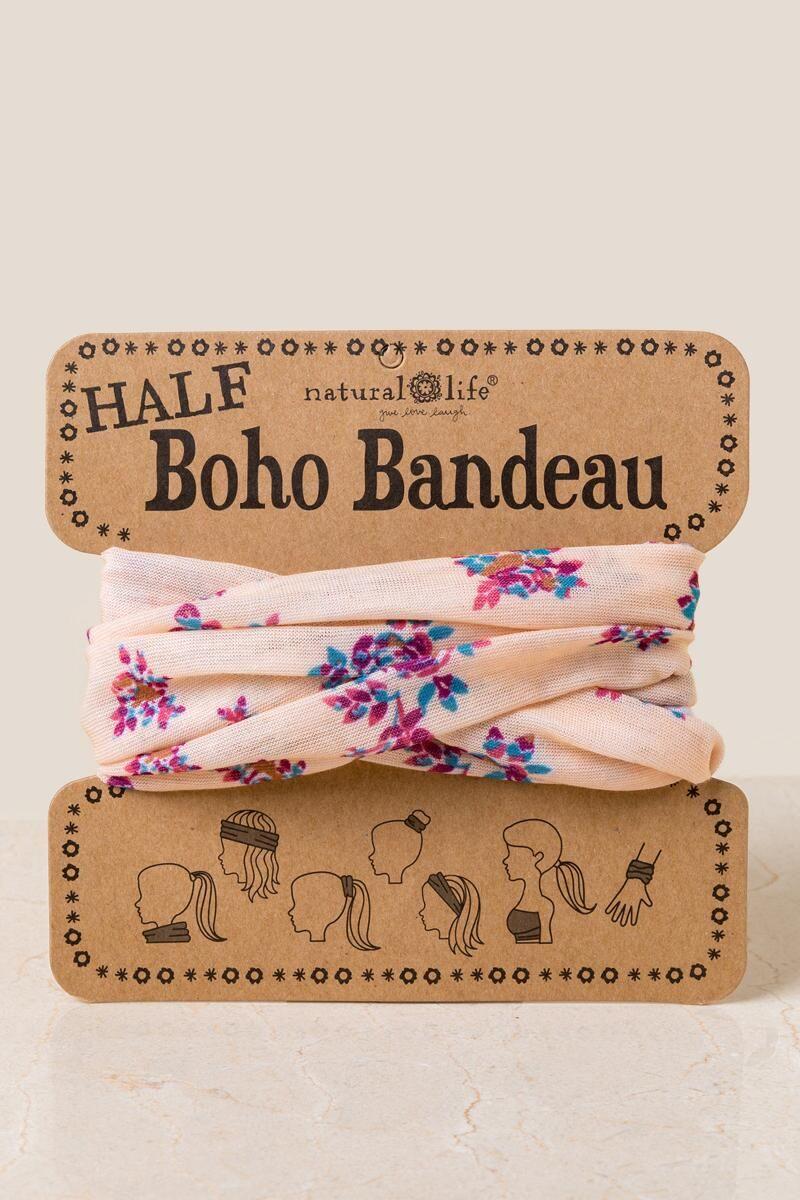 Boho Bandeau in Cream Brick Floral in 2019  38b316b501a
