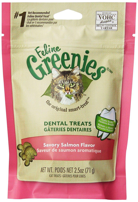 Feline Greenies 6 Pack Felines Feline Greenies 15 Ounce See This Great Product This Is An Affiliate Link Cattreats Dental Treats Greenies Cat Treats