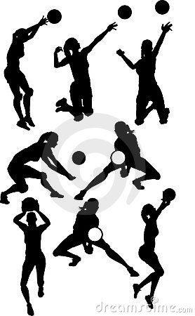 voleibol - Buscar con Google | Volleyball | Pinterest | Voleibol ...
