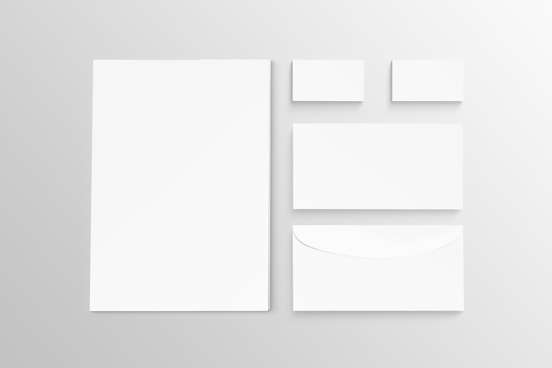 Stationary Blank Dizajn Upakovka Instagram