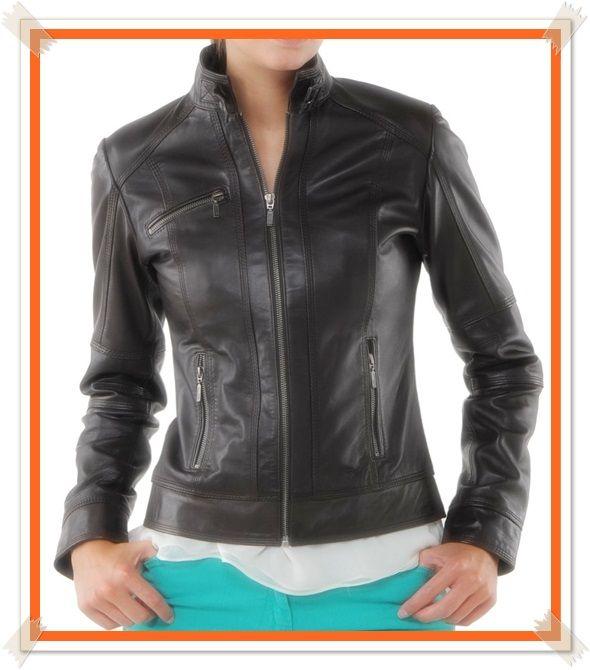 Model Jaket Kulit Garut Terbaru Untuk Wanita