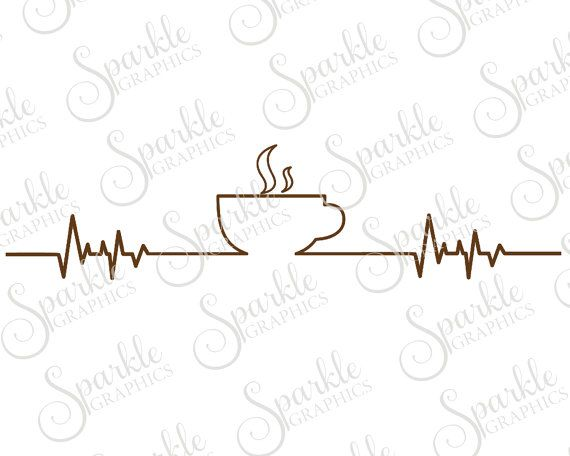 Coffee Life Zip File Folder Contents: • 1 SVG • 1 DXF • 1