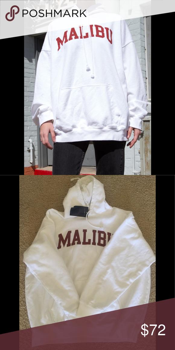 Brandy Melville Christy Malibu hoodie   Brandy melville ...