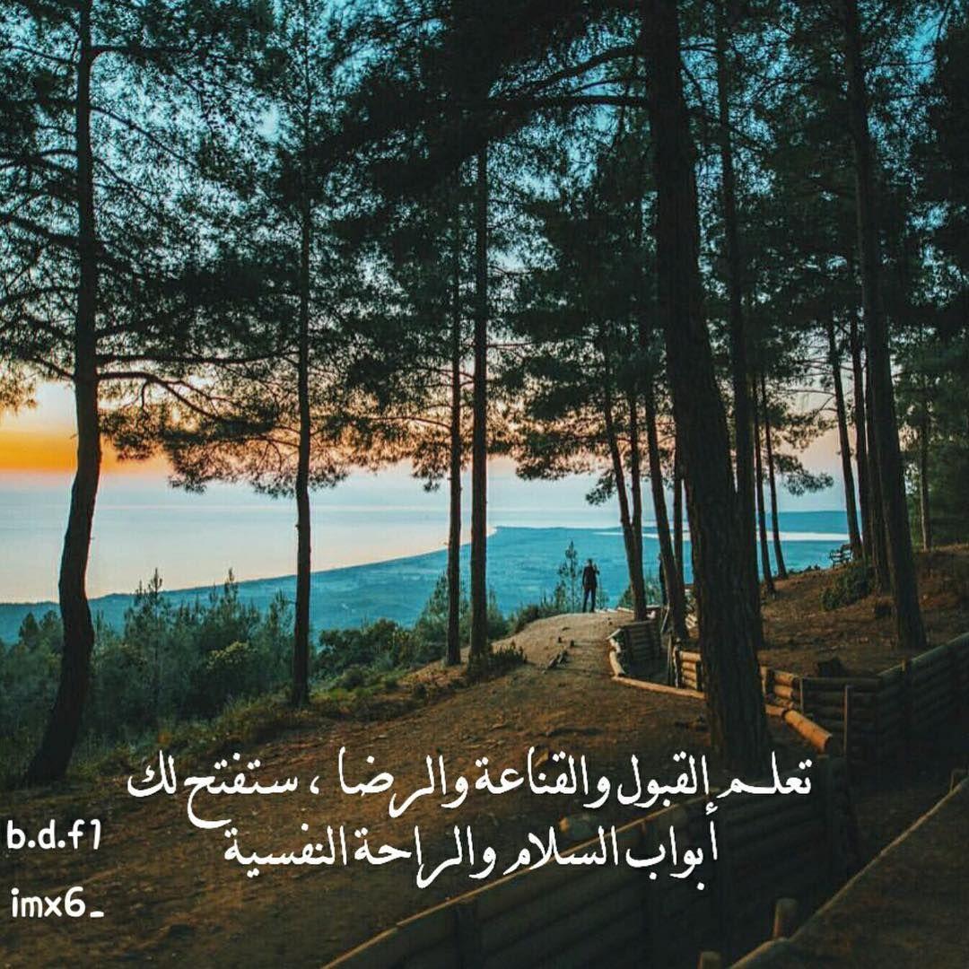 Instagram Photo By روحا إيجابية Mar 20 2016 At 7 16pm Utc Arabic Quotes Lake George Ny Instagram