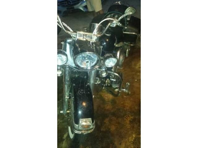 2007 harley davidson road king - $10500 (brooklyn )