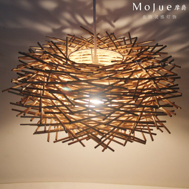 Find more information about modern home decoration d304050cm art find more information about modern home decoration d304050cm art birds nest pendant mozeypictures Images