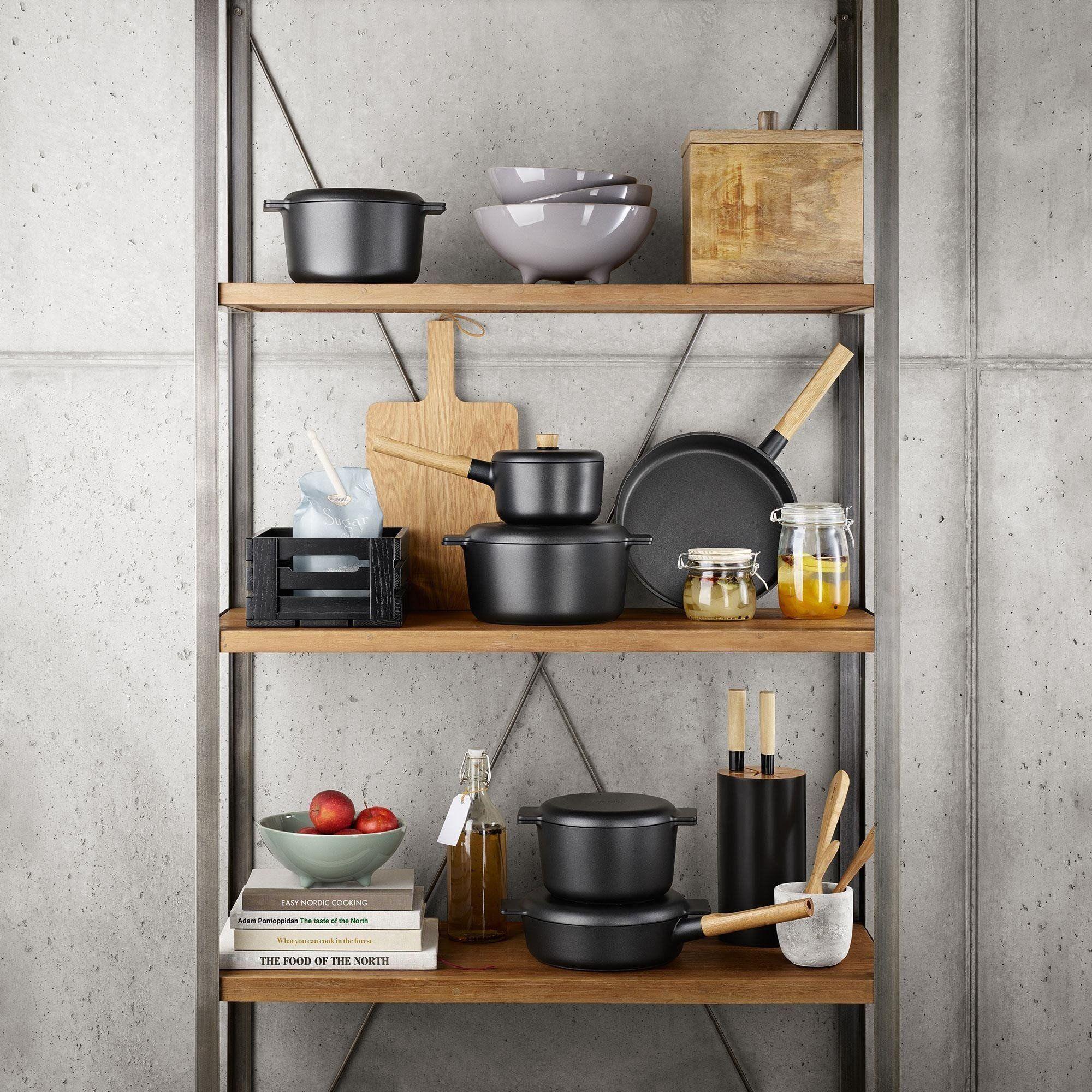 Eva Solo Nordic Kitchen Knife Stand Nordic Kitchen Kitchen Pot Kitchen Collection