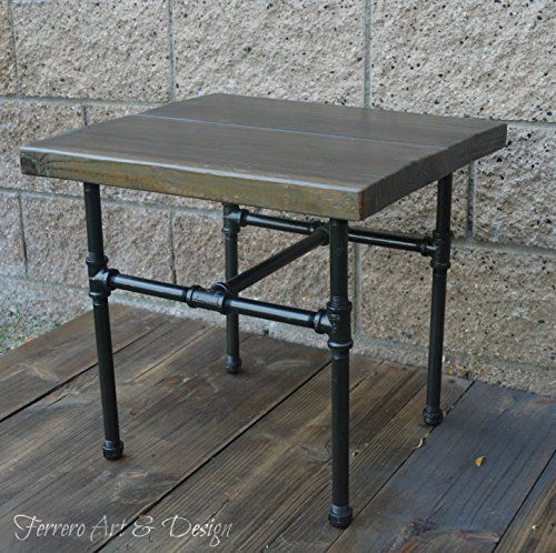 check out cd0e9 c6872 Handmade Furniture Steampunk Table, Side Table, Steampunk ...