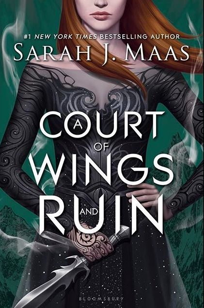 Acawar Cover A Court Of Wings And Ruin A Court Of Mist And