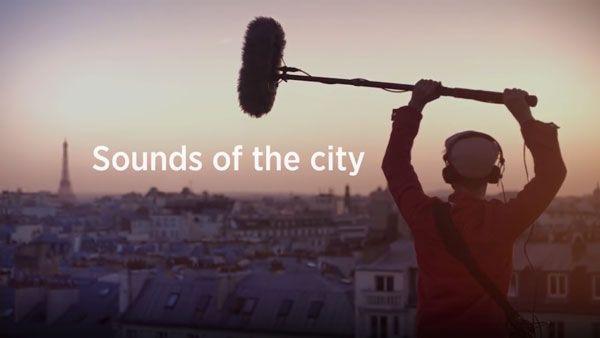Sounds of the City - Urlaub durch die Ohren: