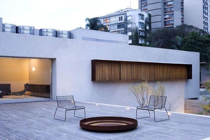 Casa coser marcio kogan marcio kogan mk27 revista for Casa minimalista definicion