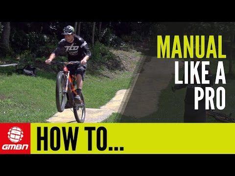 How To Manual Rollers Like A Pro With Brendan Fairclough Bike Training Mountain Biking Uk Brendan Fairclough