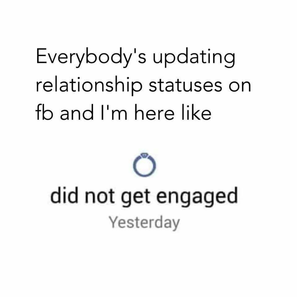 nope still not engaged lol funny quotes engagement quotes