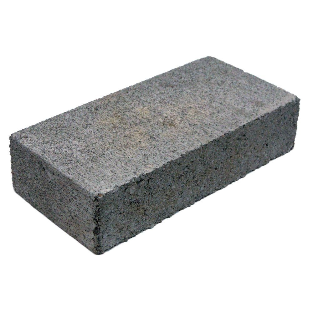Block Usa 4 In X 8 In X 16 In Concrete Block Gms 401 The Home Depot In 2020 Concrete Blocks Concrete Concrete Retaining Walls