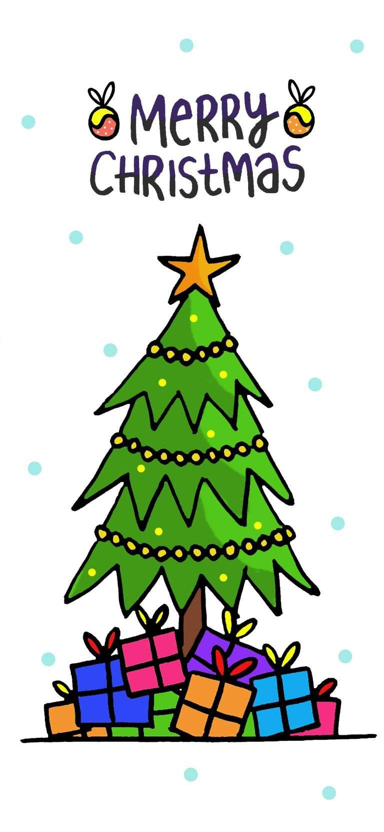 Wallpaper Iphone Cute Wallpaper Iphone Christmas Christmas Tree Wallpaper Christmas Cartoons