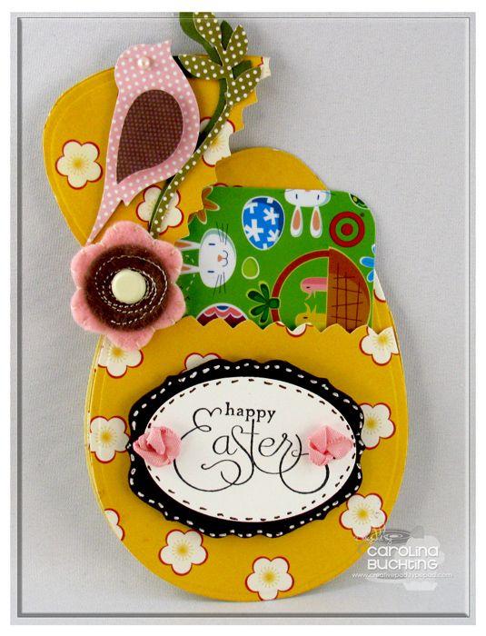 Easter egg gift card holder easter love pinterest easter easter egg gift card holder negle Gallery