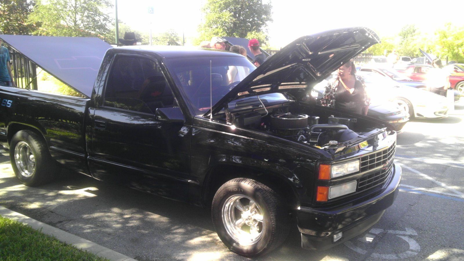 All Chevy c1500 chevy : 1990 Chevy C1500 454SS Pickup Truck | Custom trucks for sale ...