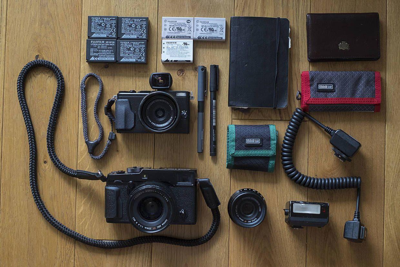カメラバッグの中に -Tomasz Lazar | Xストーリー | FUJIFILM X