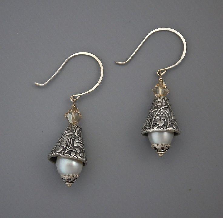 Pin by Arljill C on Precious Metal Clay Jewelry Ideas | Pinterest