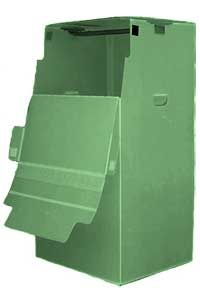 We Rent Reusable Wardrobe Boxes To Make Moving Your Clothes Easier And  Greener. Made Of