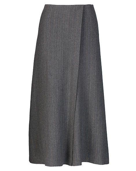 Rosalyn Herringbone Culotte - Collection Apparel Pants - RalphLauren.com
