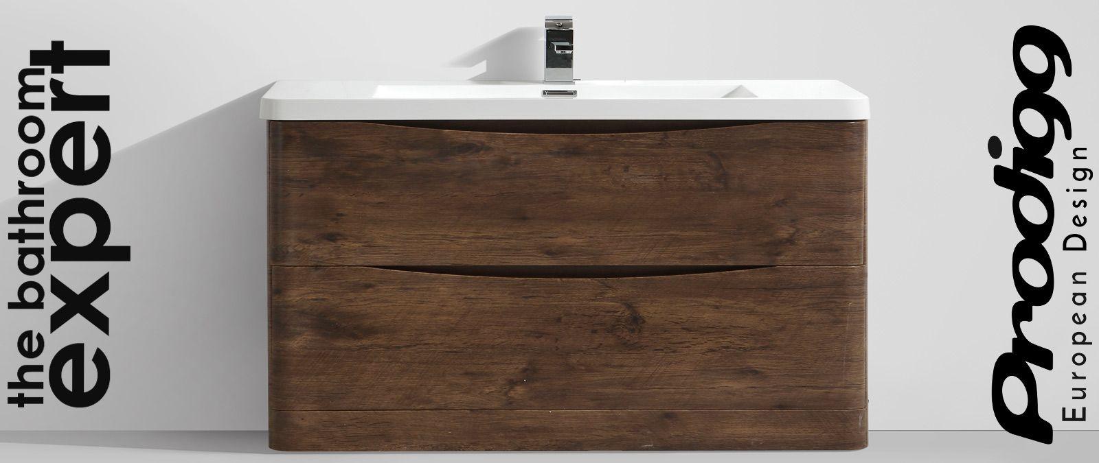 Smile - Bathroom Free Standing Vanity 120cm by Prodigg®