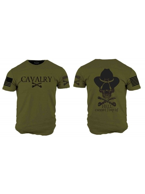 079766c6 Cavalry Scout Shirt | 19D Cav Scout | Army girlfriend, Army mos ...