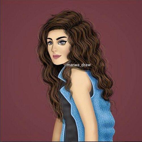 Pin By Joseline Granados On Tumblr Digital Art Girl Girly Art Art Girl