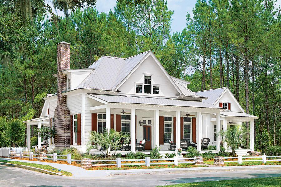 2016 Best Selling House Plans Southern House Plans Modern Farmhouse Plans Southern Living House Plans